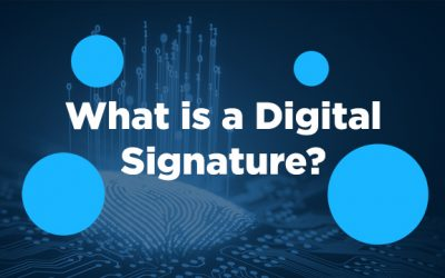 What is a Digital Electronic Signature