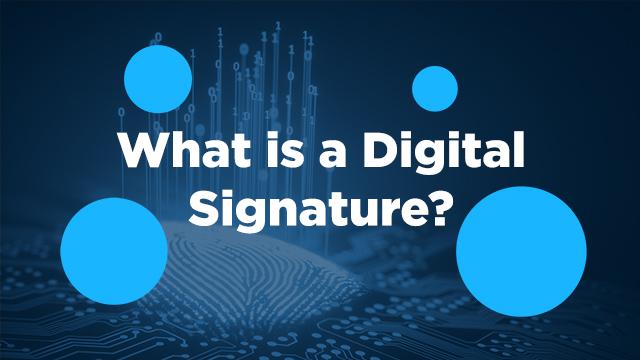 digital signature, eqms, dqms