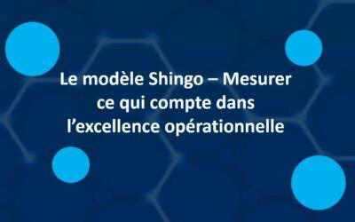 Le modèle Shingo – Mesurer ce qui compte dans l'excellence opérationnelle