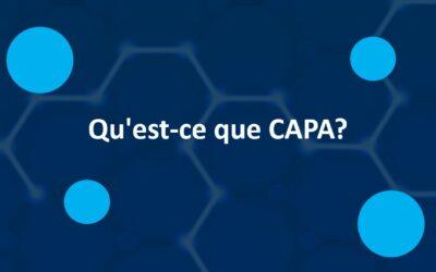 Qu'est-ce que CAPA ?