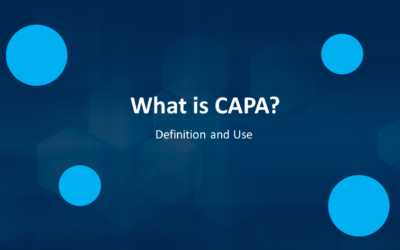 What is CAPA